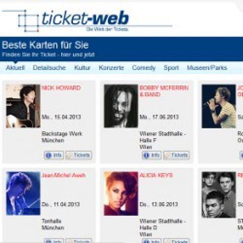 SAP rachète Ticket-Web et ses outils de billetterie en ligne