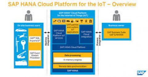 L'IoT au centre du SAP TechEd