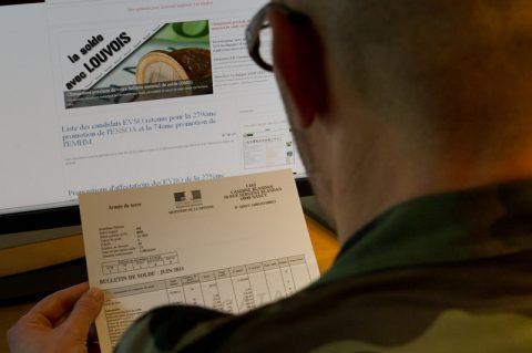 Paie des militaires : Atos, Accenture et Sopra candidats pour le prochain système Louvois