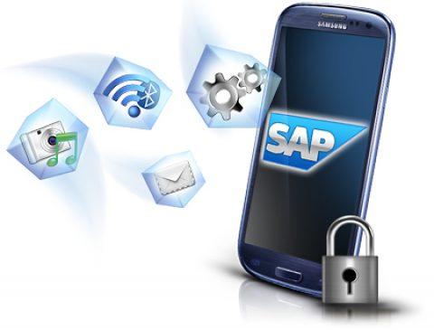 Collaboration entre Samsung et SAP : vers la mise au point de solutions d'entreprise innovantes pour les appareils mobiles et portables dans les industries clés