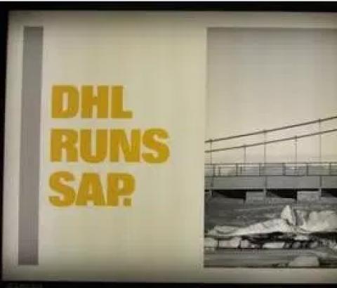 Echec du projet DHL : SAP tente de se dédouaner