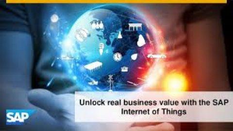 SAP adapte sa plateforme HANA à l'Internet des objets