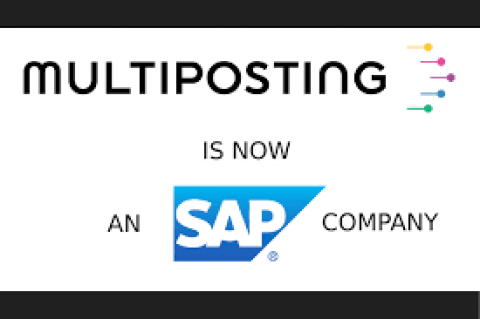 SAP rachète le Français Multiposting