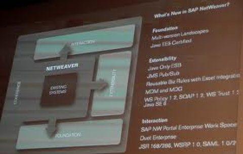 La BI de SAP s'éloigne de la plate-forme Flash